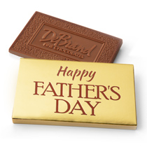 Father's Day Bar Milk Chocolate