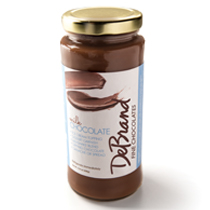 Milk Chocolate Topping 14.4 oz Jar