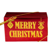 Bag of 8 Merry Christmas Bars