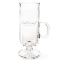 Glass DeBrand Mug 8 oz