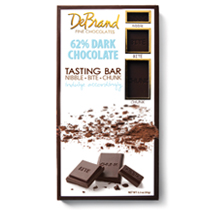 Tasting Bar 62% Dark Chocolate