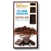 Tasting Bar 72% Dark Chocolate