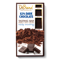 Tasting Bar 82% Dark Chocolate