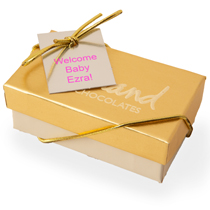 4 pc. Connoisseur Favor for Baby Customized