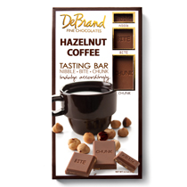 Tasting Bar Hazelnut Coffee