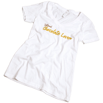 DeBrand Chocolate Lover Woman's V-neck