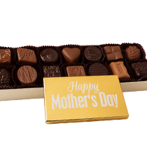 14 pc. Classic Collection with Mother's Day Bar Popular Assortment
