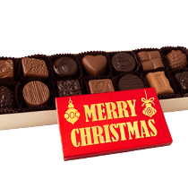 14 pc. Classic Collection with Merry Christmas Bar