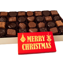 28 pc. Classic Collection with Merry Christmas Bar