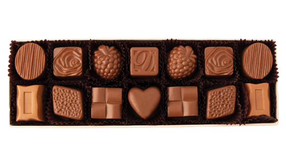14 pc. Classic Collection All Milk Chocolate