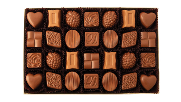 28 pc. Classic Collection All Milk Chocolate