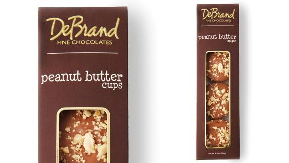 Peanut Butter Cups Box of 4