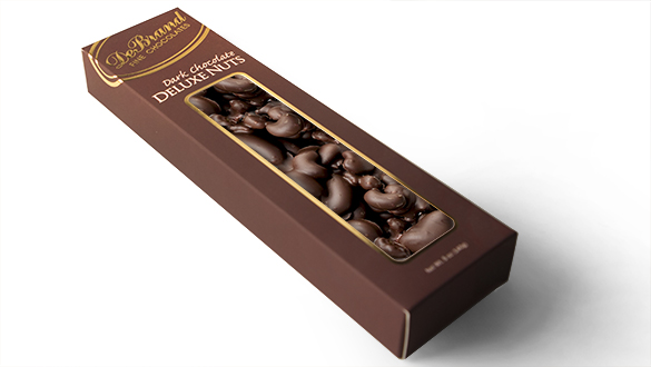 Chocolate Deluxe Nuts Dark Chocolate