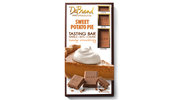 Tasting Bar Sweet Potato Pie