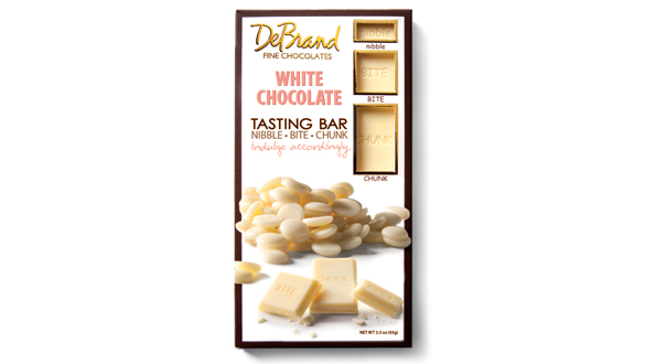 Tasting Bar White Chocolate