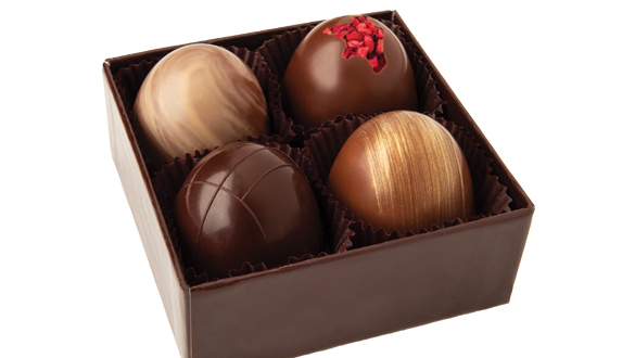 4 pc. Truffle Favor Popular Assortment
