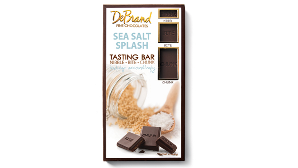 Tasting Bar Sea Salt Splash