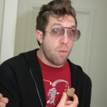 <h4>Elliott Yamin</h4>Elliott Yamin tasting the Cassia piece from the Connoisseur Collection.