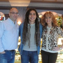<h4>Jason Castro</h4>Jason Castro stopped by DeBrand Corporate Headquarters for a chocolate treat with Star 88.3.