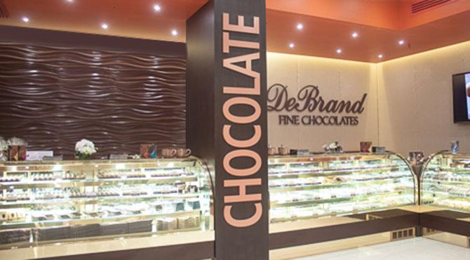 Fort Wayne Mall >> Kuwait | DeBrand Fine Chocolates