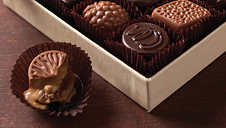 Classic Traditional Chocolates from DeBrand