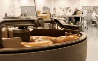 DeBrand Fine Chocolates known for made from scratch centers